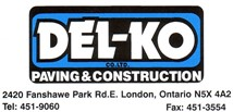 DEL-KO Paving & Construction